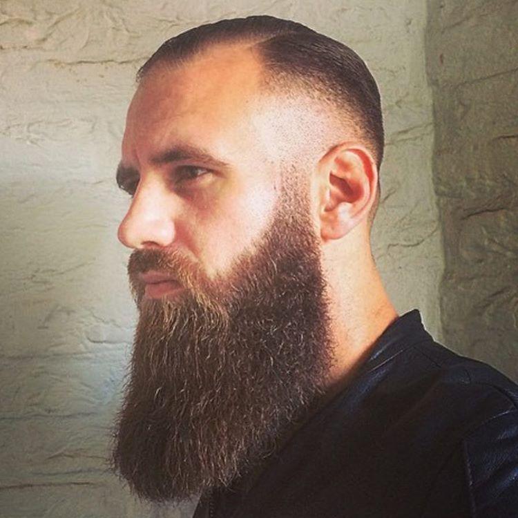Barbas Barbas Pinterest Estilos de barba, Las mejores barbas y