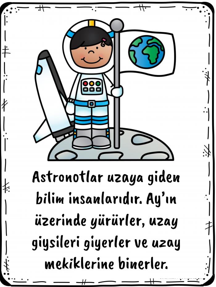 Uzay Etkinlikleri Okul Oncesi Uzay Etkinlikleri Ilkokul Uzay