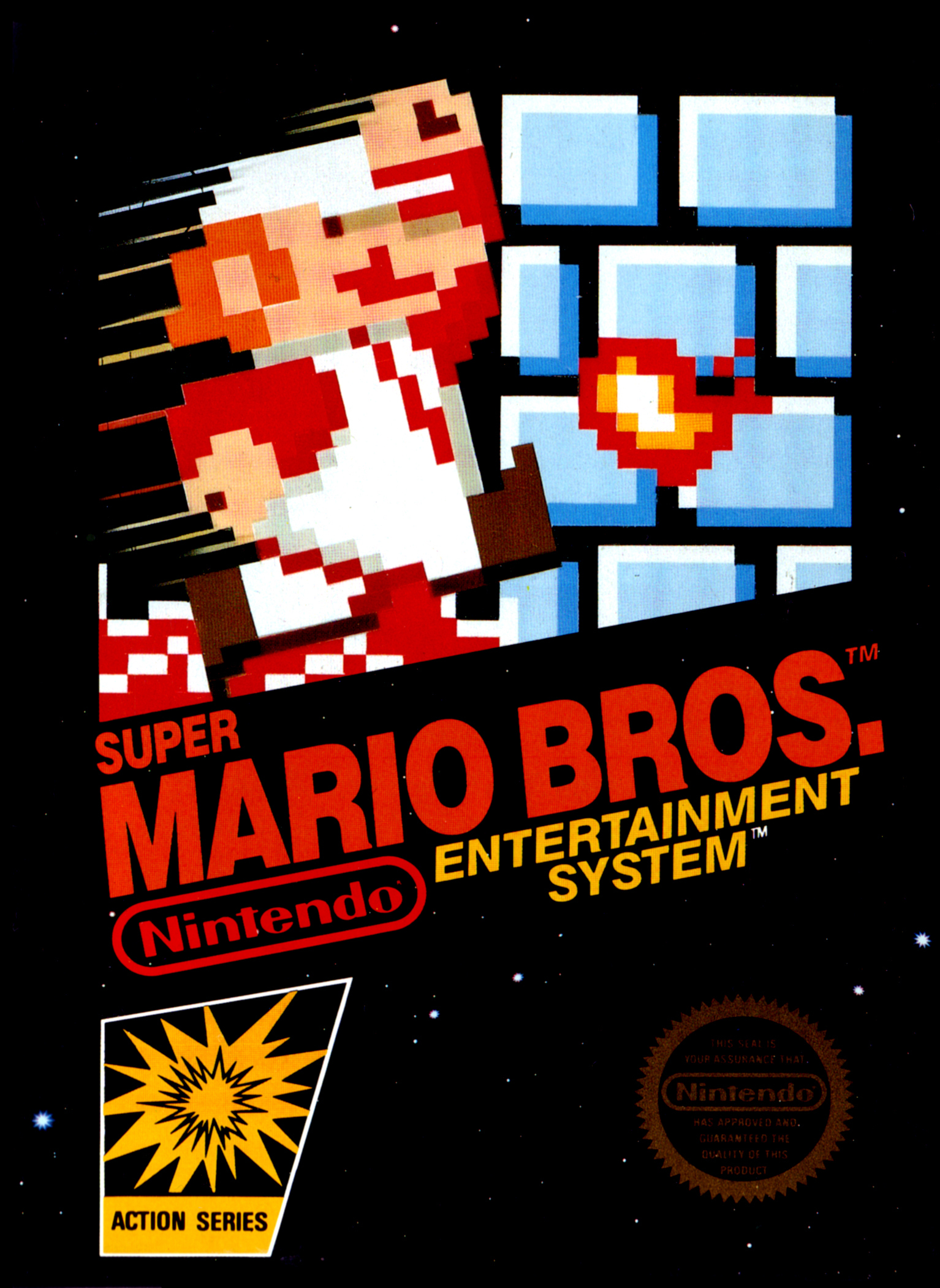 Super Mario Bros Nes Box Super Mario Bros Super Mario Bros Nintendo Mario Brothers Games