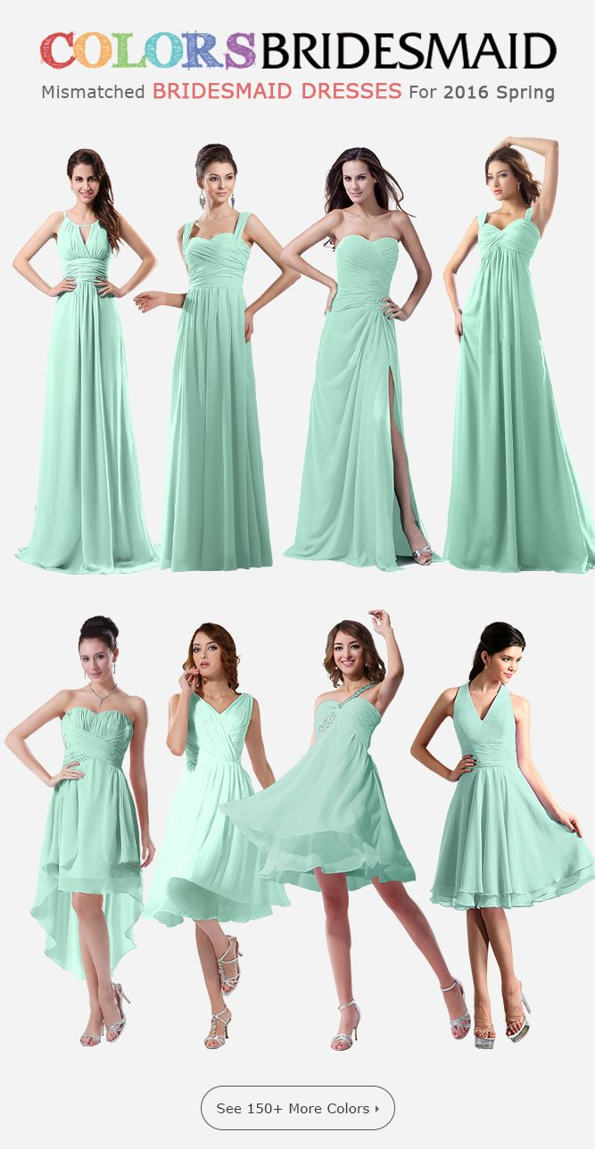 Bridesmaid dresses in 150 colors find mismatched bridesmaid bridesmaid dresses in 150 colors find mismatched bridesmaid dresses in similar color buy ombrellifo Images