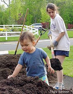 16 Tips for Wildlife Gardening with Kids