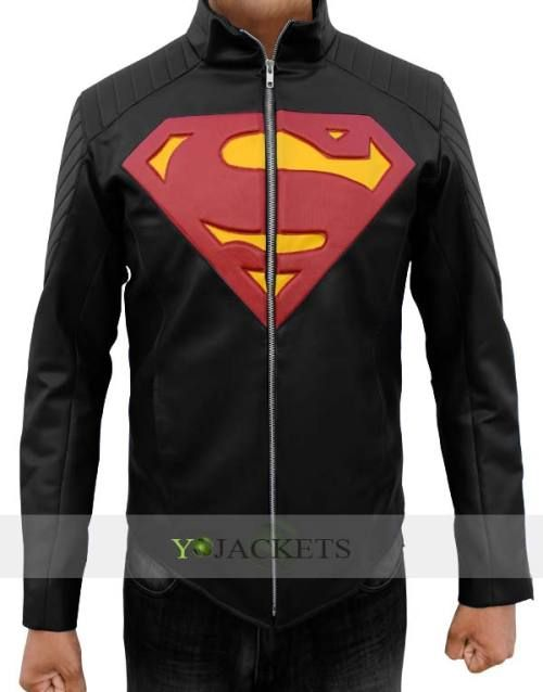 http://www.yojackets.com/product/black-superman-man-of-steel-jacket.html  Superman Man of steel Stylish Jacket!!  The astonishing Superman Man of Steel leather jacket in Black color is a great men's outfit at YoJackets.Com, made of synthetic leather.It is best for casual hangouts,clubs and mainly for Winter.Get this jacket in a reasonable price & free worldwide shipping.  #Superman #ManofSteel  #instadaily #todayimwearing #fashionvictim #lookbook #lookoftheday #outfitoftheday