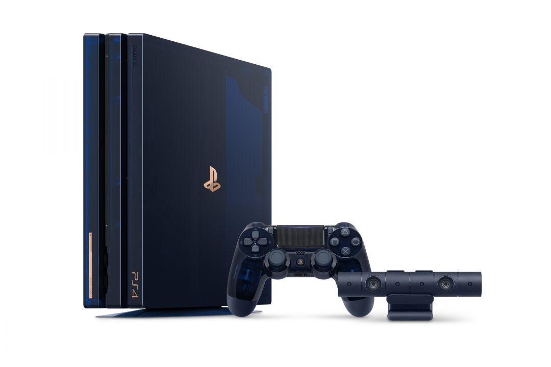 500 Million Limited Edition Playstation 4 Pro Ja Disponivel Em
