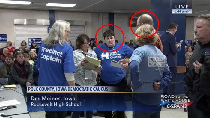 Iowa caucus date in Sydney
