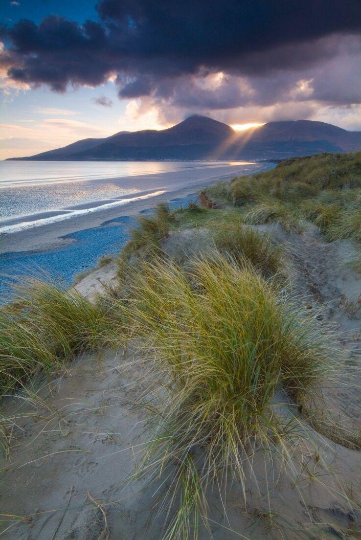 Murlough Beach, County Down, Ireland