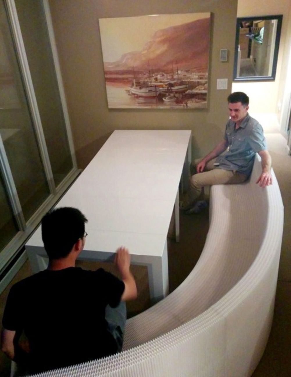 expandable chair space saving furniture space saving furniture