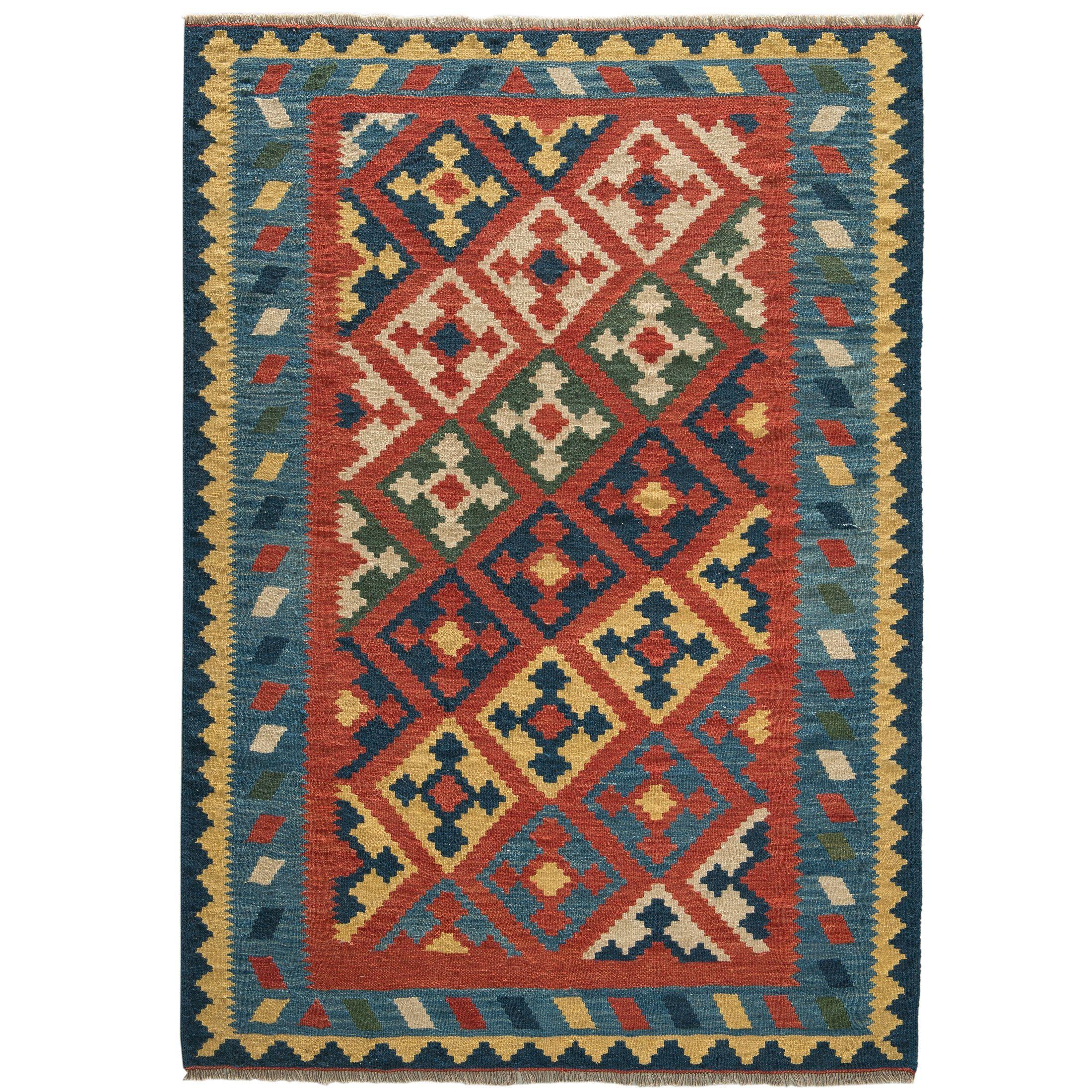 Persischer kelim kelim teppiche 165 x 238 399 schurwolle new kelim teppiche kaufen kelim teppiche im online shop bei teppich kibek jetzt klicken und kelim teppiche einkaufen parisarafo Choice Image