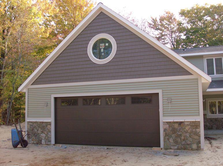 Wayne Dalton 9600 Sonoma Arched Stockton Garage Door
