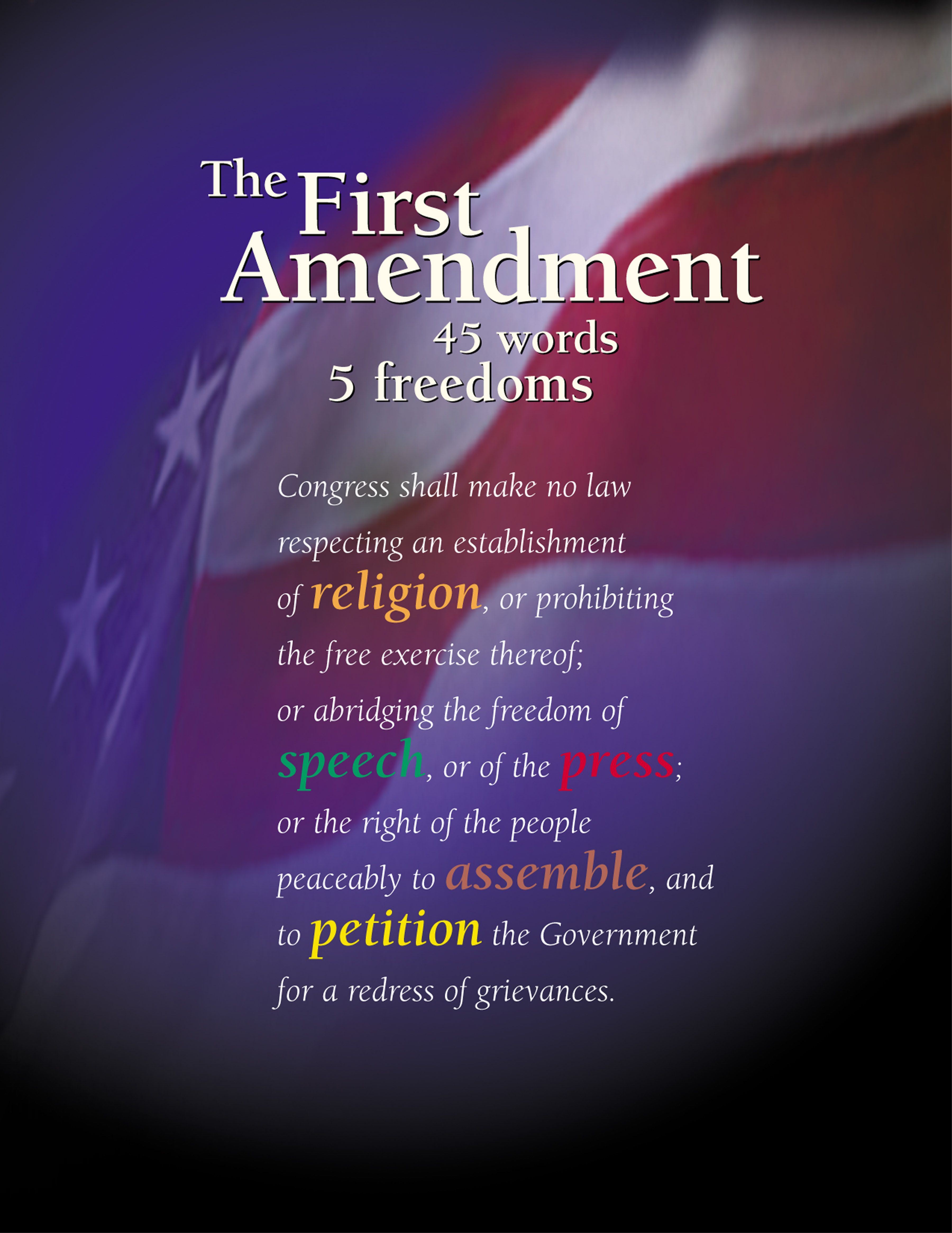 our first amendment freedom of speech is under attack and it's
