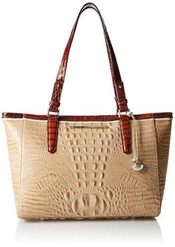 Brahmin Medium Arno Tote Bag, Twill, One Size