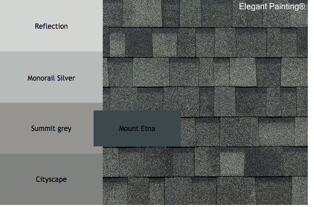 Exterior Paint Colors That Go With Gray Roof For The