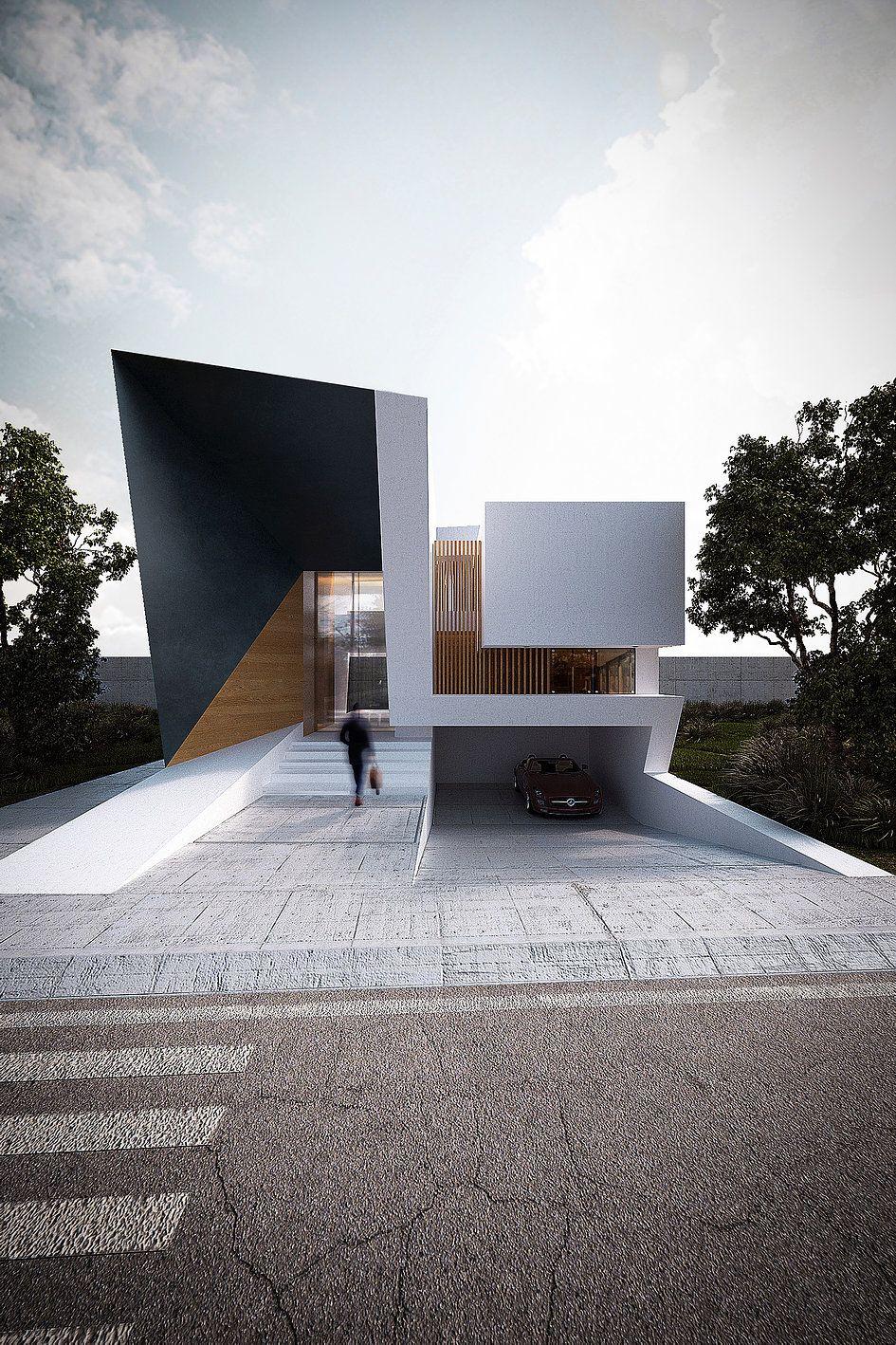 creato | PORTFOLIO | archidées | Pinterest | Architektur, Moderne ...