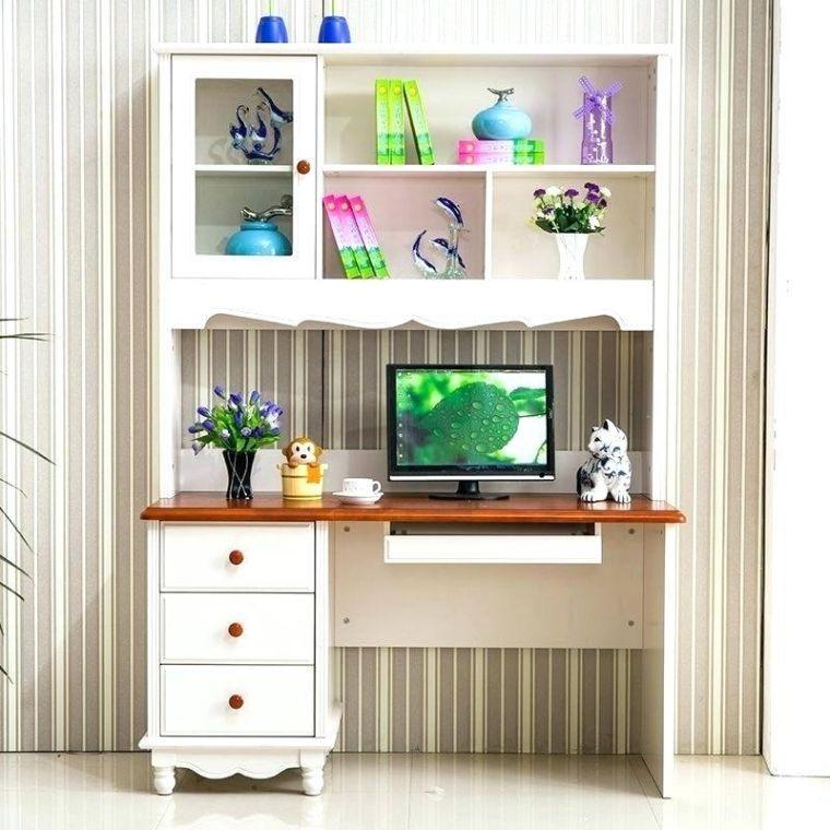 Meuble Bureau Avec Rangement Chambre Enfant Ado Furniture Home Decor Decor
