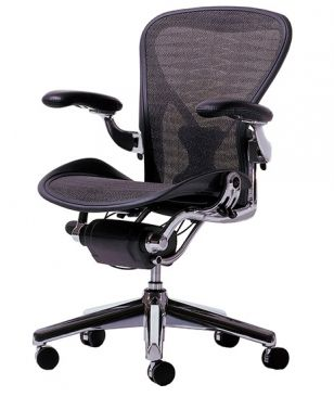 Herman Miller Aeron 1170 Best Ergonomic Office Chair Office Chair Office Chair Design
