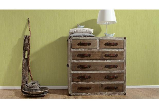 grün #uni #Schlafzimmer #Wohnzimmer #Esszimmer #Büro #Flur #Tapete - wohnzimmer tapete grun