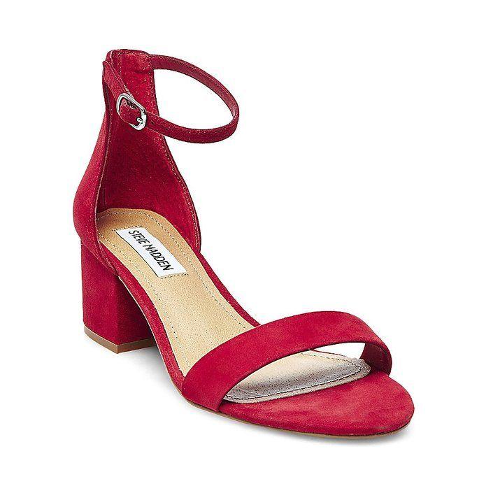 Amazon.com: Steve Madden Women's Irenee Heeled Dress Sandal: Shoes