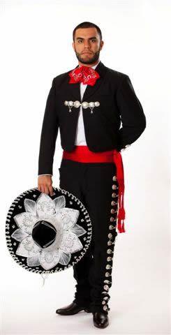69b791d07 Gala Charro Suit Men | TPG - 1950s Mexican Fashion | Charro suit ...