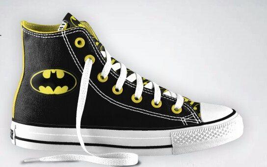 batman converse womens