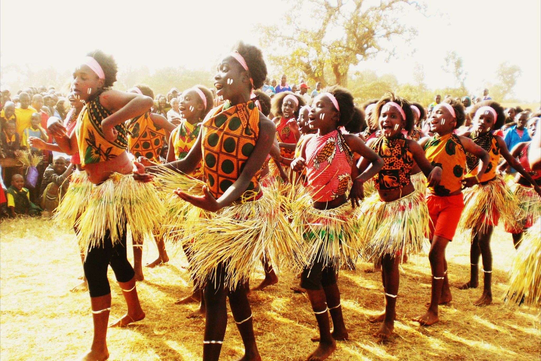 Image result for DANCE WITH AN AFRICAN TRIBe