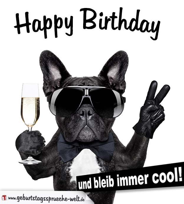 Pin von Bea Winandy auf Geburtstagssprüche | Happy birthday fun