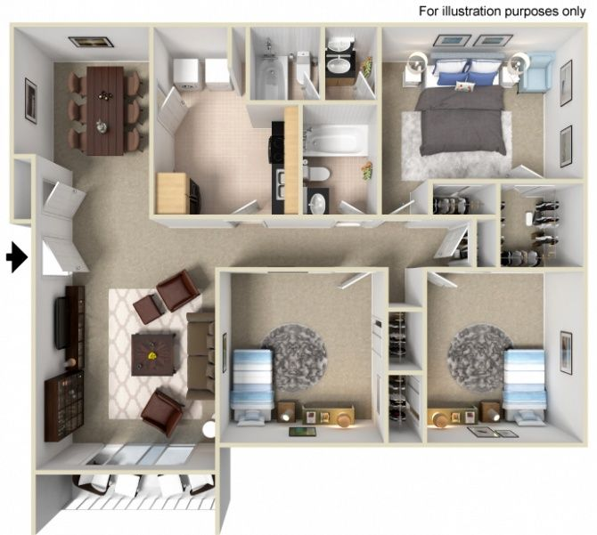 Bryant Park Apartments Your Ideal Apartment Community Welcomes