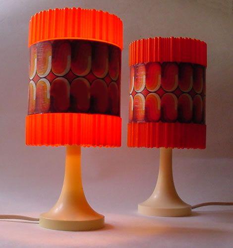 Vintage Retro 50u0027s Table Lamp. Dipity.com