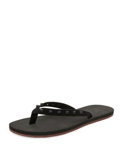 48e51cc5f415 Rockstud Flip-Flop Sandal