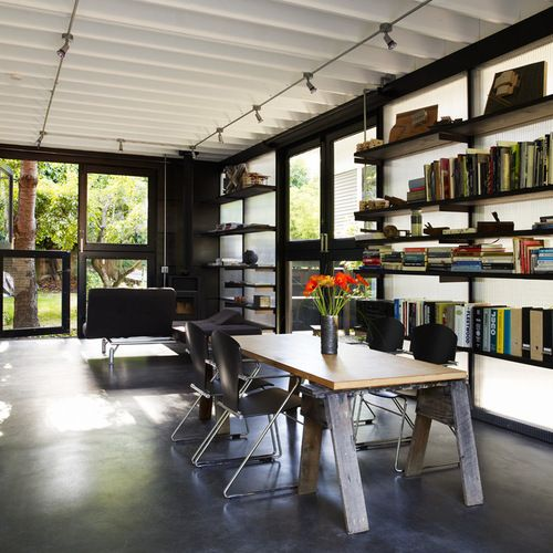 Photos Et Idées Déco De Maisons Modernes Bauhaus Minimalistes