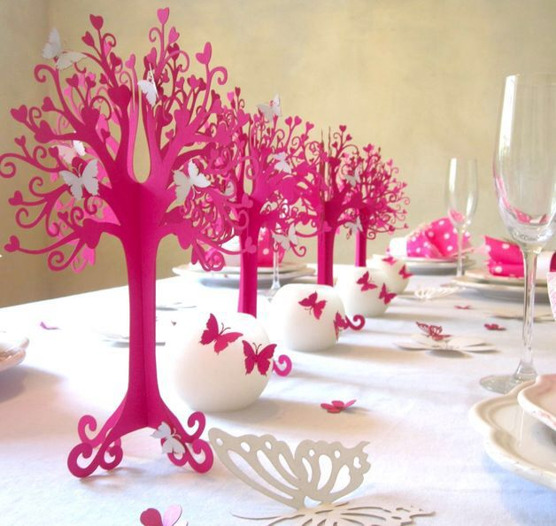 Tafeldecoratie - Communie ideetjes | Pinterest - Eerste ...