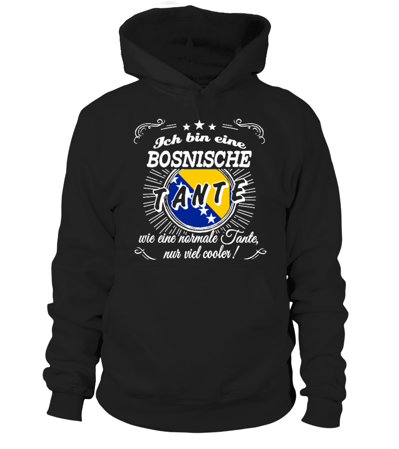BOSNISCHE TANTE  #mamagift #oma #photo #image #idea #shirt #tzl #gift #tante