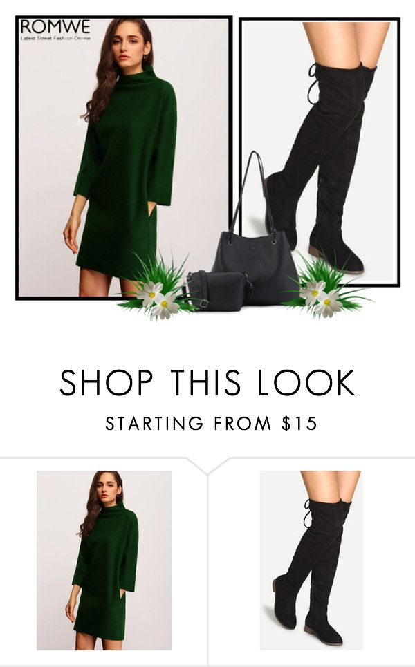 """Romwe XIV/10"" by minka-989 ❤ liked on Polyvore featuring romwe"