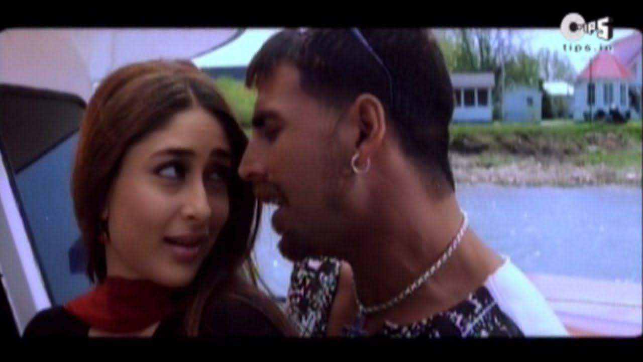 Ek Dilruba Hai Mera Dil Jis Dil Pe Fida Hai Bewafaa Akshay Kumar Kareena Kapoor Bollywood Music Akshay Kumar Dvd Label