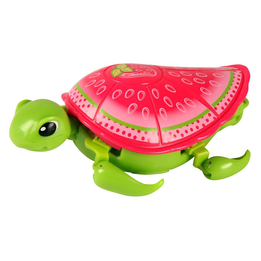 Little Live Pets Season 2 Turtle Single Pack Pink The Strawberry