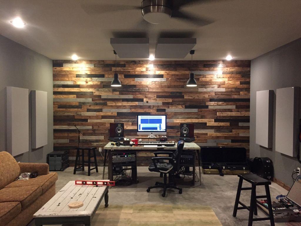 Gik Acoustics 242 Acoustic Panel Superior Wall Acoustic Panels Home Studio Setup Home Music Rooms Recording Studio Design