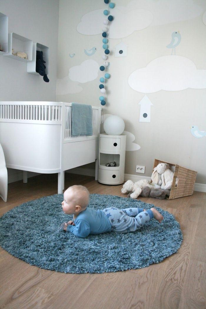 ▷ 1001 + modèles de chambre bébé garçon fantastiques | Home ...