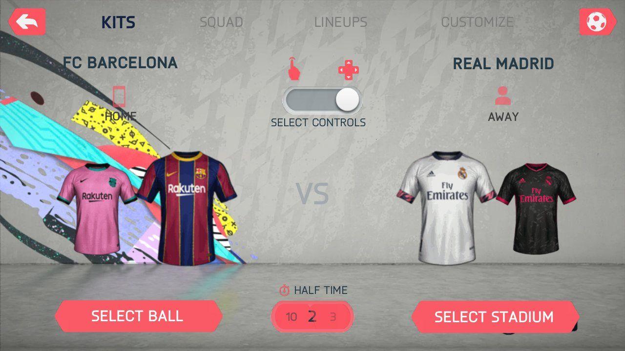 Fifa 21 Apk Obb Data Offline For Android Pesgames In 2020 Fifa Fifa 20 Celta De Vigo