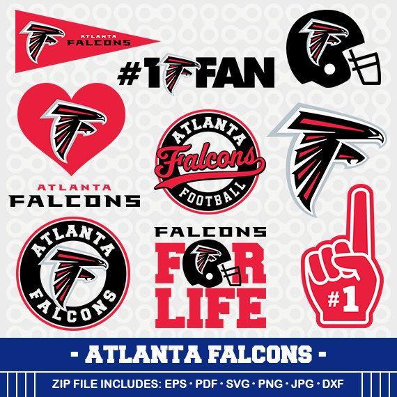 Atlanta Falcons Svg Files Falcon Football Clipart Svg Cameo Atlanta Falcons Cricut Files Football S Atlanta Falcons Svg Atlanta Falcons Atlanta Falcons Art
