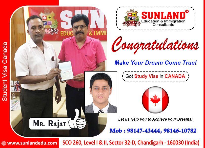 Canada Study Visa ! Canada Study Visa Expert ! Sunland