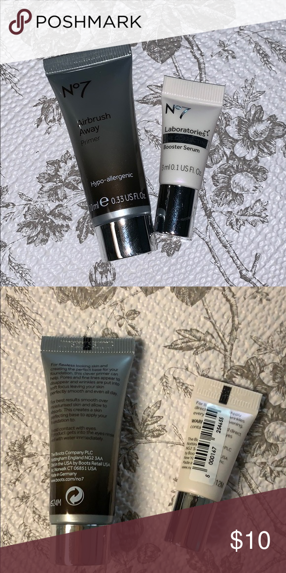 No 7 minis💕 Mini makeup, Sephora makeup, Mini