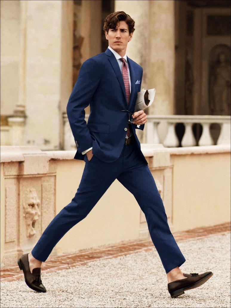 Trendy Wiosna Lato 2015 Subiektywny Przeglad Mr Vintage Rzeczowo O Modzie Meskiej Menswear Mens Suits Mens Fashion Summer