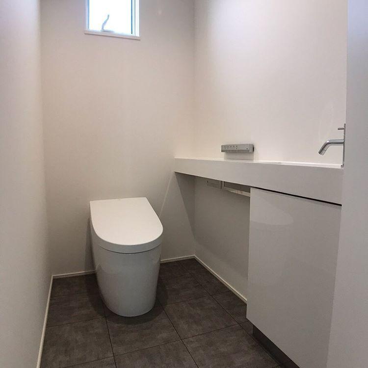 H A313 Instagram おうちの記録 トイレ おしゃれ