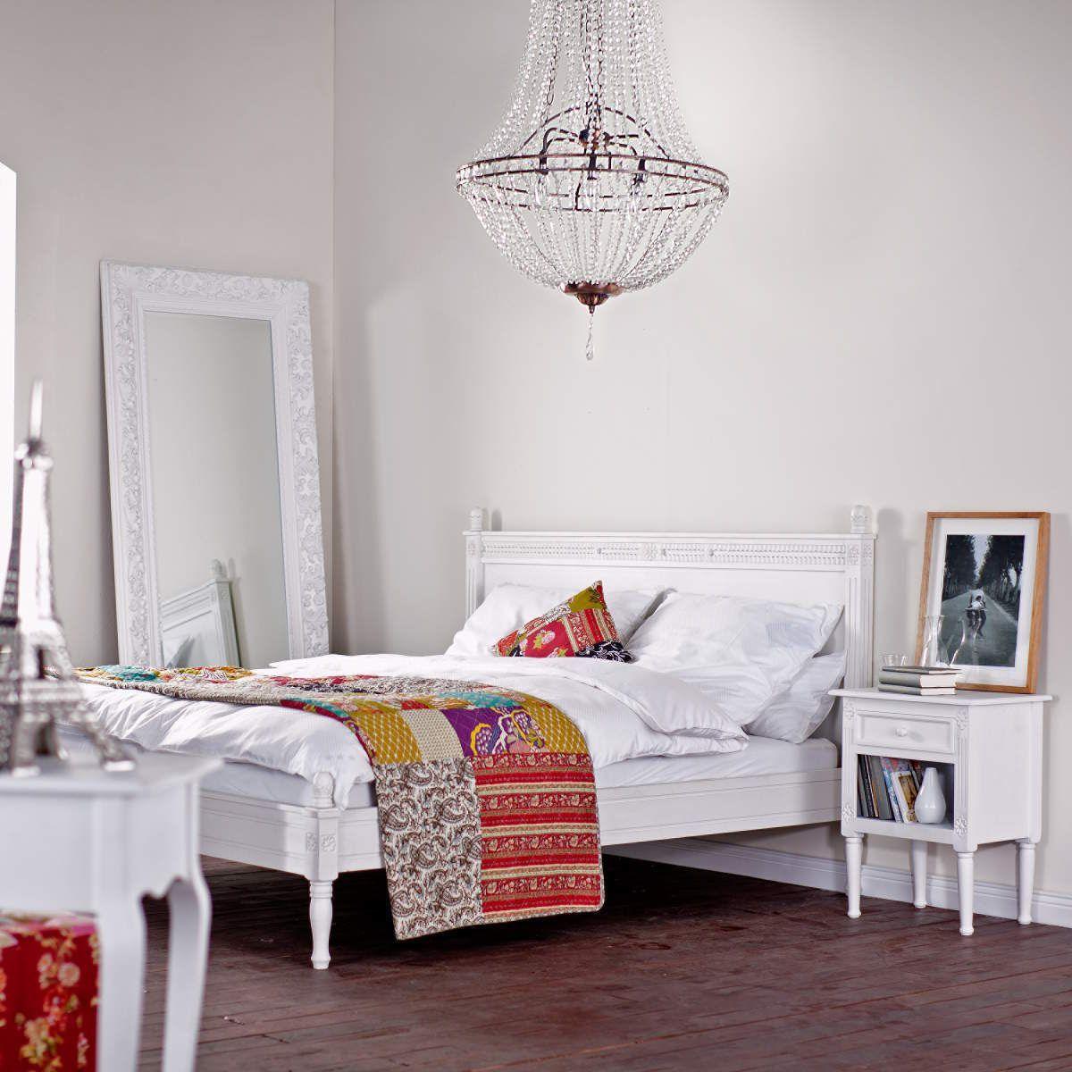 edelweiß und bunt ♥ Bett ideen, Bettgestell