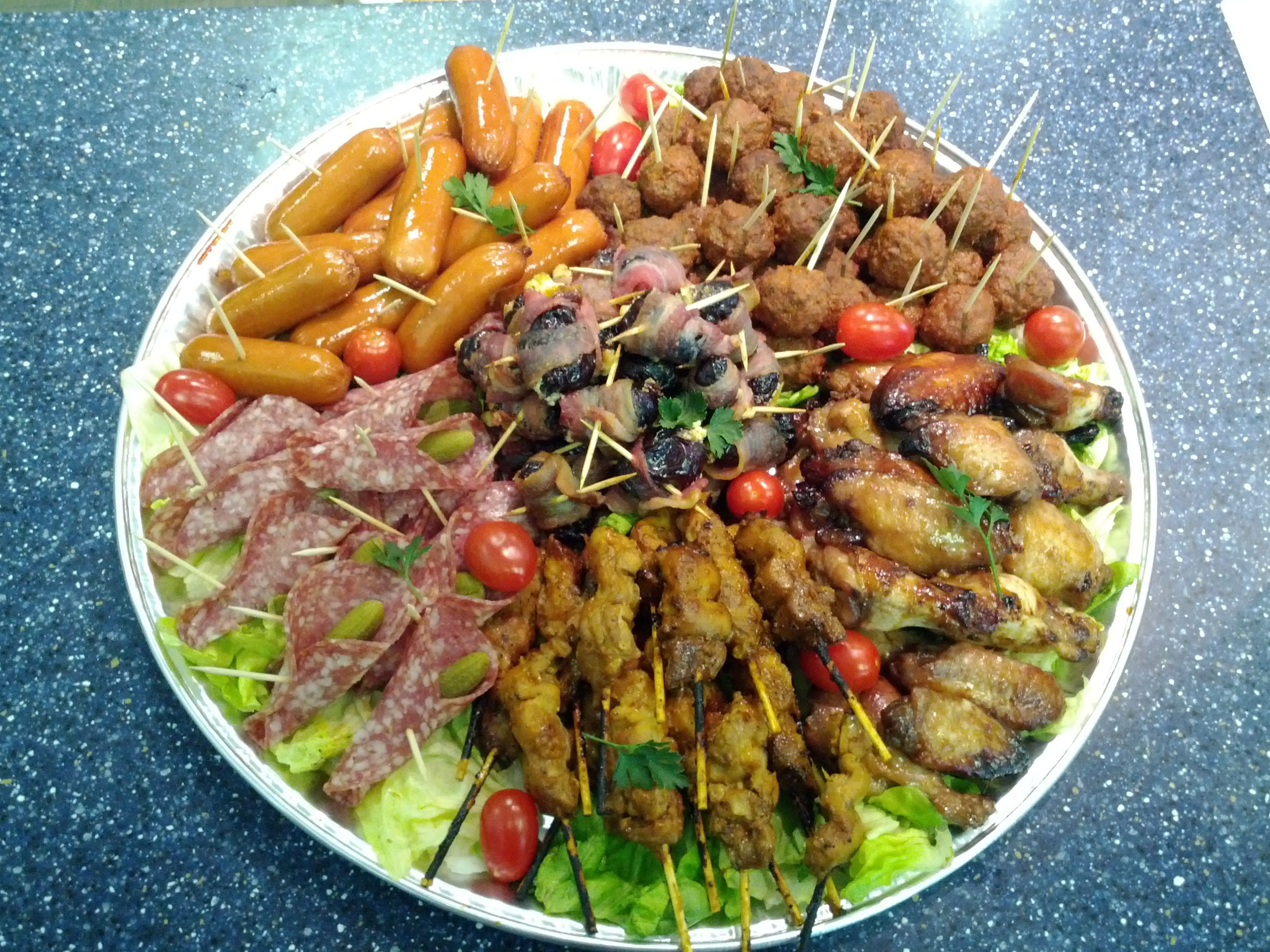 Savoury Platter Our Catering Pinterest Ideas