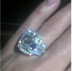 Real Housewives Of Atlantau0027s, Kim Zolciak Engagment Ring!
