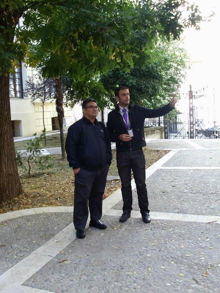 Visitas Institucionales. Universidad de Alcalá de Henares