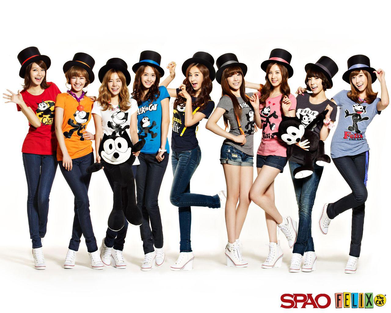 girls generation spao