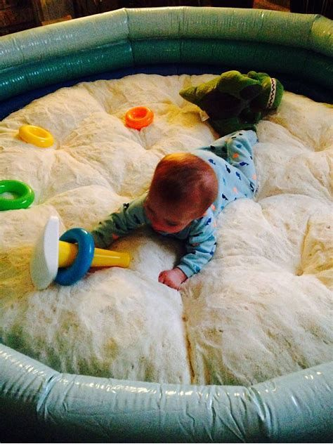 Playpen One Month Old Baby Image Result For Repurpose Papasan Chair Baby Play Areas