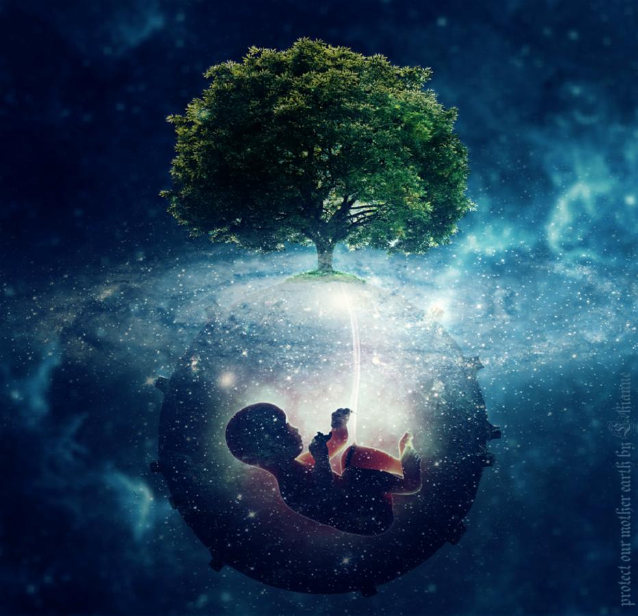 Image result for dark and light spirituality