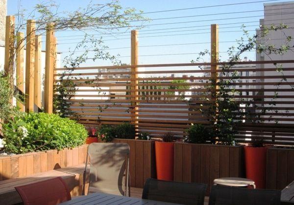 Brise vue jardin esthétique et pratique