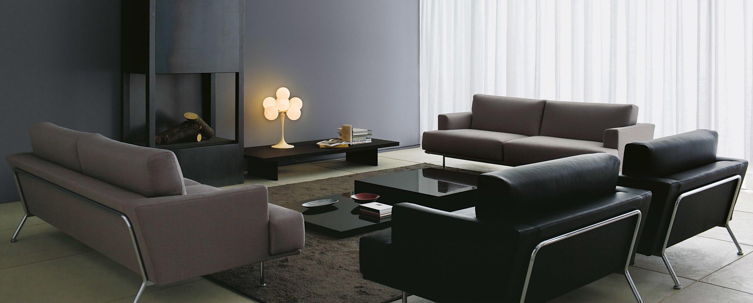 Colombo Divani A Meda designer sofas and modern chaise longues | design divano